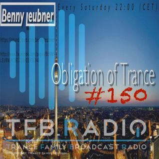 Podcast - Obligation of Trance #150