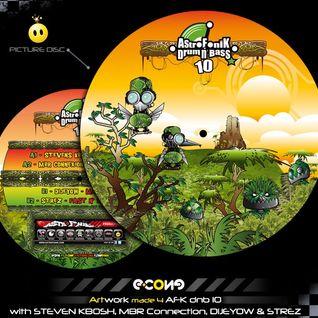 LEEROY - Ragga Jungle/DnB - Official AstroFoMix (Aug 2013)