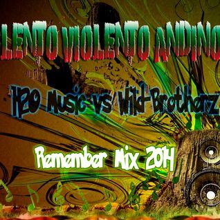 Lento Violento Andino - H2O Music vs Wild-Brotherz (Remember Mix 2014)