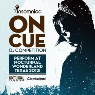 Insomniac's On Cue DJ Competition - DJ Caelum -  Drum  'n' Bass