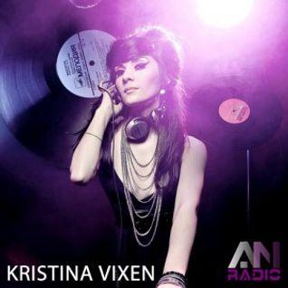 Kristina Vixen - Evening Spectrum @ AN Radio (Mix 4)