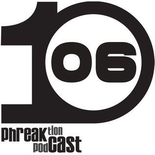 PhreakCast #6: Arkaik Best of V Recordings Mix