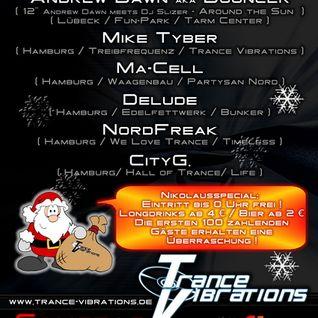 Trance Vibrations Club - 2009/12