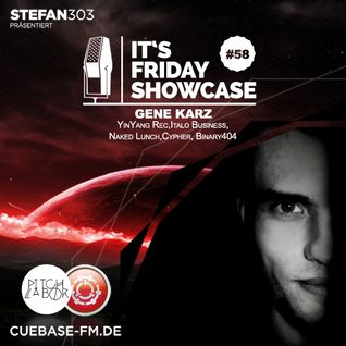 Its Friday Showcase #058 - Gene Karz