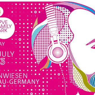 Nina Kravitz - Live at Love Family Park Festival 2013, Hanau (07-07-2013)