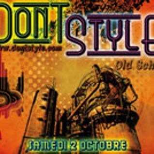 sagsag23 live @ Dont style oldschool party