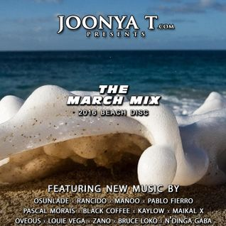 THE MARCH MIX 2016 [Beach Disc]