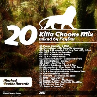 FeyDer - 20 Killa Choons Mix