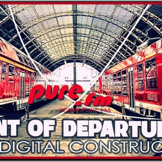 meHiLove - Guest Mix 4 Point of Departures #012 by Digital Constructive [20.06.13]