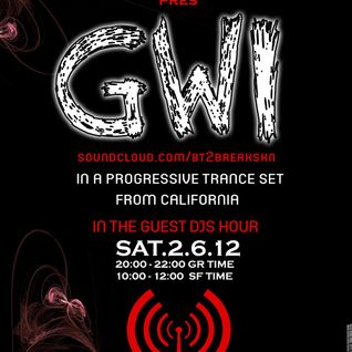 Gwi on Trust Radio - Weekly Guest Mix