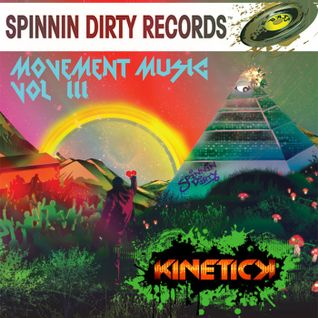 Movement Music vol. 3 (Promo Mix for Spinnin Dirty Records)