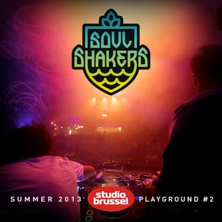 Studio Brussel Playground - SOUL SHAKERS #2