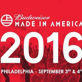 Martin Garrix - Live @ Made In America Festival 2016 (USA) - 04.09.2016