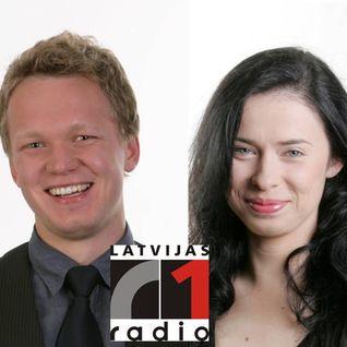 LR1 intervija ar Ilzi Gudakovsku un Gati Narvaišu