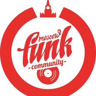 Hi-Rock Amazing Hiphop-soul-funk Show pt.1 Moscow Funk Community special