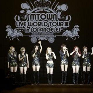 Girls' Generation - 2012-05-20 Honda Center Anaheim, Los Angeles, CA