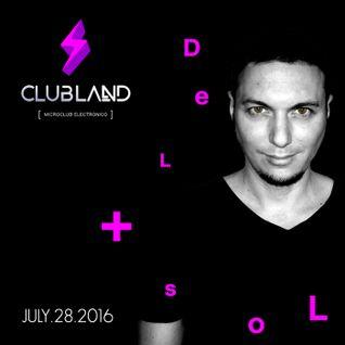 Clubland O2, La Serena, Chile (Jul-28-2016)