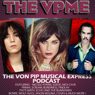 The Von Pip Musical Express Podcast March 2013