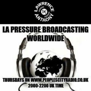 dj lawrence anthony pcr radio 17/03/16