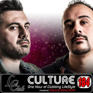 Le Club Culture - Radio Show (Veerus & Maxie Devine) - Episode 184