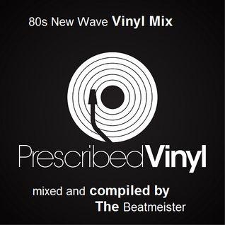 Vinyl Mix Sampler 33 - The New Wave Bedsitter Mix