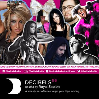 Decibels with Royal Sapien - Episode 56