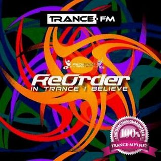 ReOrder - In Trance I Believe 218 - 03.03.2014
