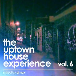 DJ Nav - The Uptown House Experience Vol 6