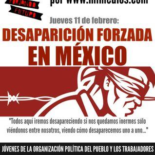 Forjando Futuro - Desaparición forzada en México