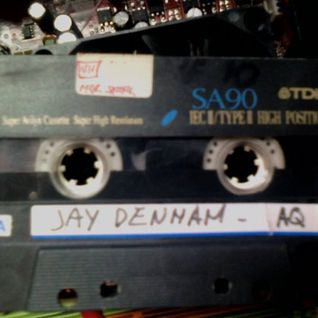 Jay Denham - live at Aquarius (1996)(B)