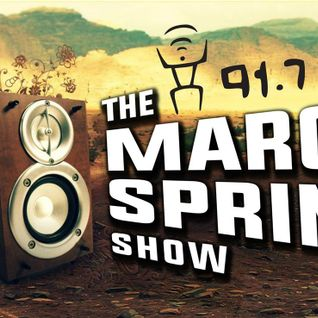 The Marcus Springs Show 2015.09.30