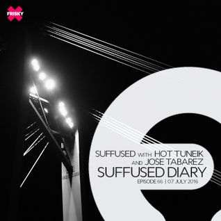 Jose Tabarez - Suffused Diary 66 [July 07 2016] on Frisky