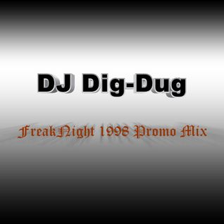 """FreakNight 1998 Promo Mix""   ///   10-31-98"