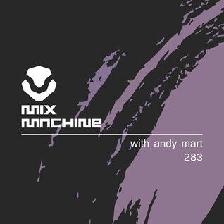 Mix Machine 283 (10 Aug 2016)