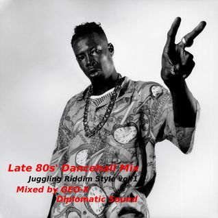 Late 80s' Dancehall Mix - Juggling Riddim Style vol.1 -