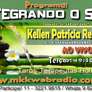 Programa Integrando o Ser 21/06/2016 - Kellen Patricia Rehder