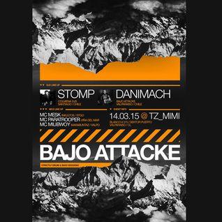 Session Bajo Attacke parte 1 de 8_14.03.2K15