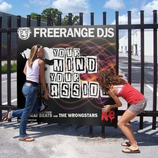 From The Vaults Vol 3 -Freerange Dj's Ape Music Podcast 001.