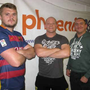 Curveballs 21st October 2015 (with Suplex Wrestling's Mitch & Phil)