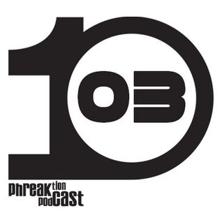 PhreakCast 03: Free Bass Friday Promo Mix by Mood Supply