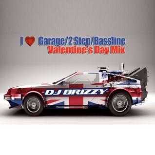 I LOVE GARAGE/2-STEP/BASSLINE - VDAY MIX