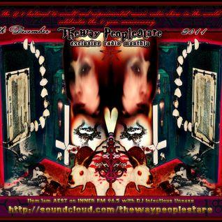 Theway Peoplestare - RRAADDIIOO+WWIITTCCHH+EEXXPPEERRIIMMEENNTTAALL