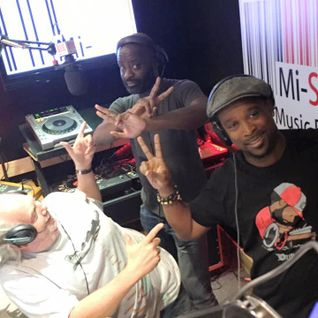 BBE Takeover with DJ Spinna & Bilal / Mi-Soul Radio / Wed 7pm - 9pm / 22-07-2015