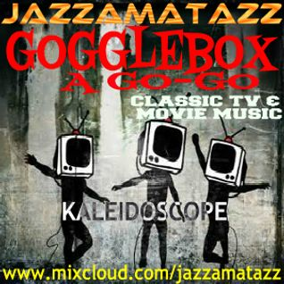 GOGGLEBOX A GO-GO (Channel 1) - Groovy TV & Movie Theme Music. Funky & Fun Memories