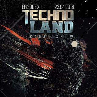 Technoland Radio Show | Episode XII : Lacix