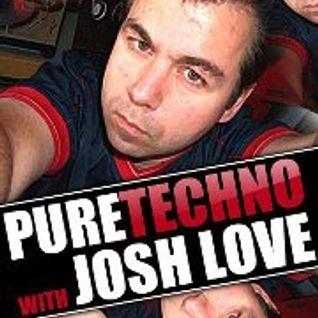 Josh Love - Pure Techno 31/08/11 - Part 3
