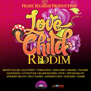 Selekta Faya Gong - Love Child Riddim Mix 2016