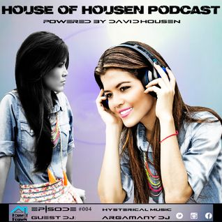 StudiosoundsRadio , DjDarklive & DavidHousen - House Of Housen Official Podcast Ep. 004