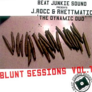 J.Rocc & Rhettmatic-Blunt Sessions Vol 1