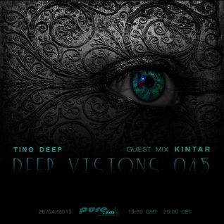 Tino Deep - Deep Visions 045 [April 26, 2013] On Pure.FM